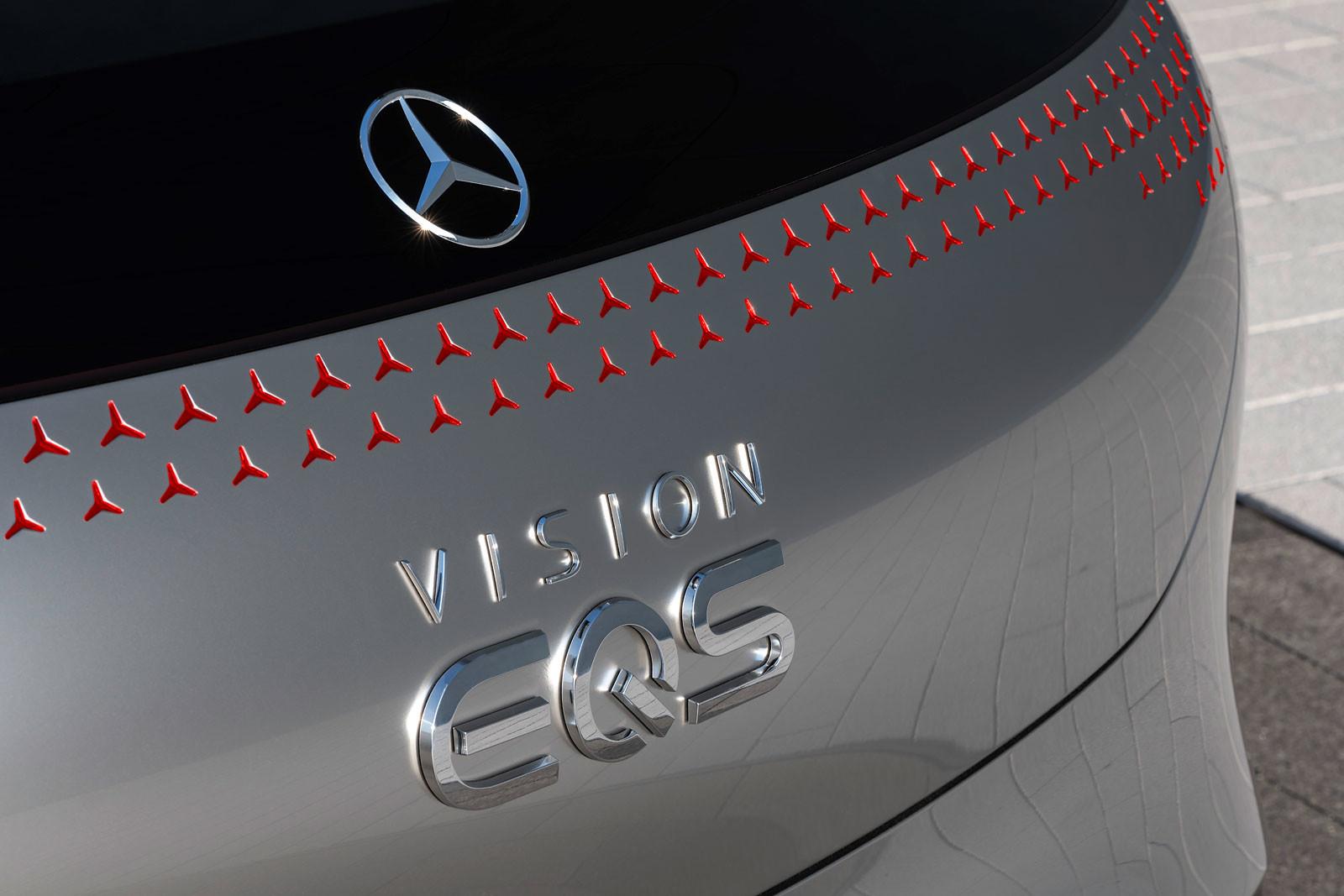 Foto de Mercedes Vision EQS (3/13)