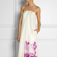 vestido para boda de DVF 2014