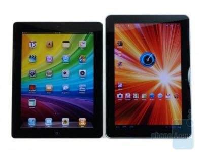 Samsung Galaxy Tab 10.1 vs iPad 2: la lucha está servida