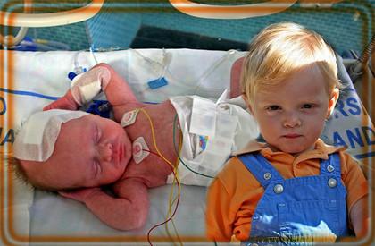 La foto de tu bebé: homenaje a Jorge