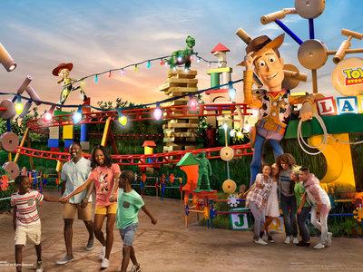 Toy Story Land abrirá sus puertas este verano en Disney's Hollywood Studios (Orlando)