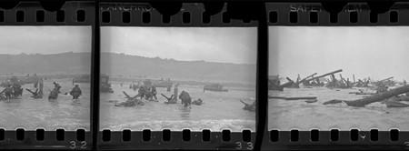 Robert Capa otra vez en el ojo de la polémica: la historia de los fotos del día D no es tal como se cuenta