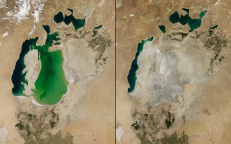 Aral Sea 1920x1200