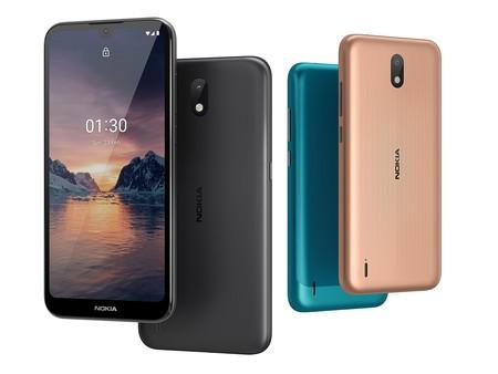 Nokia 1.3 llega a México: la gama de entrada se renueva con Android 10 Go, este es su precio