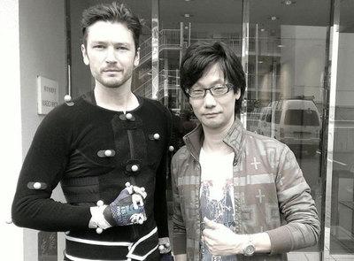 Un nuevo 'Metal Gear' sale a la luz de la mano de uno de sus actores. ¿'Metal Gear Solid 5'?