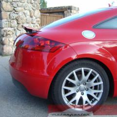 Foto 3 de 19 de la galería audi-tt-coupe en Motorpasión