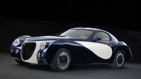 HMC Hidalgo, o como transformar un Mercedes-Benz SLK en algo clásico