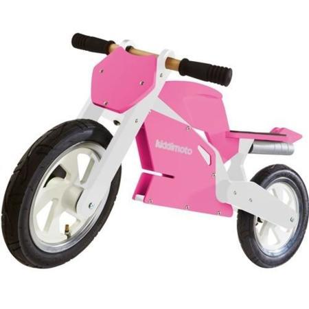 Mi moto de madera