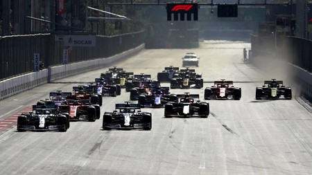 La Fórmula 1 se tambalea: el de Azerbaiyán es el octavo Gran Premio que se cae del calendario por el coronavirus