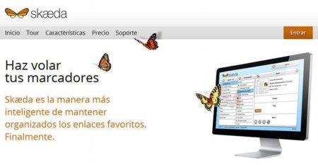 Skaeda, servicio web para gestionar enlaces. Una iniciativa española
