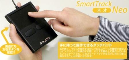 SmartTrack Neo, un trackpad multitáctil externo