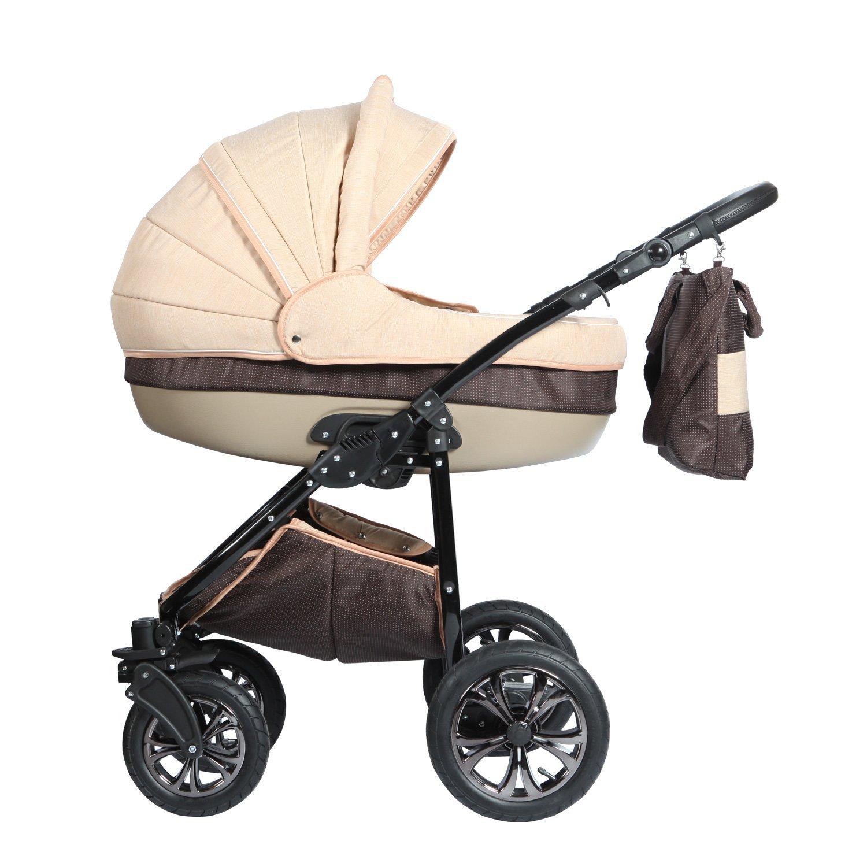 Merece la pena gastar mil euros en un coche de beb de for Coches con silla para bebe