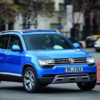 Volkswagen ya piensa (otra vez) en un SUV del tamaño del Up!