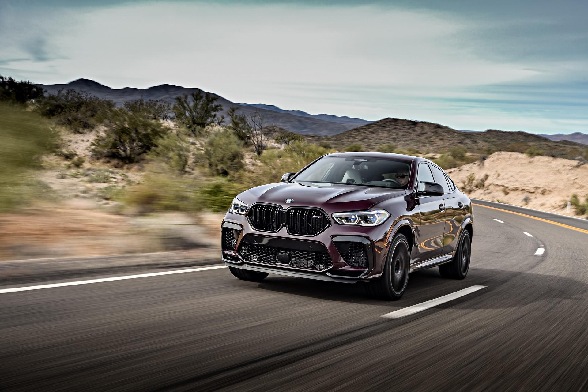 Foto de BMW X5 y X6 M Competition (19/31)