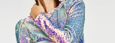 Este vestido de Uterqüe es el flechazo más brillante de esta temporada