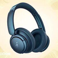 Amazon tiene a precio mínimo los auriculares de diadema con cancelación de ruido activa Anker Life Q35 de Soundcore: pueden ser tuyos por sólo 99,99 euros