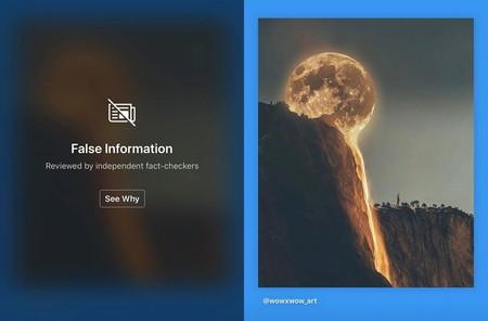 "Instagram ha empezado a ocultar imágenes 'photoshopeadas' tras un aviso de ""información falsa"""