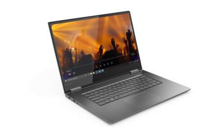 Yoga C730 Iron Grey 1