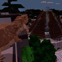 El icónico mundo de Parque Jurásico aterriza en Minecraft con todos sus dinosaurios y personajes más emblemáticos