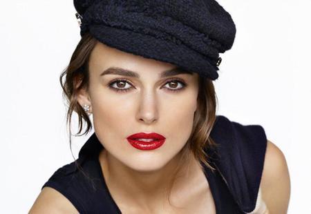Una embarazada Keira Knighthley protagoniza la nueva campaña de los labiales Coco Chanel