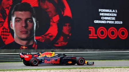 Verstappen China Formula1