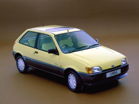 Ford Fiesta III (1989)