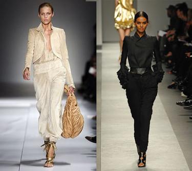 Pantalones de odalisca, la moda del verano