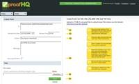 ProofHQ, revisión de documentos de forma colaborativa
