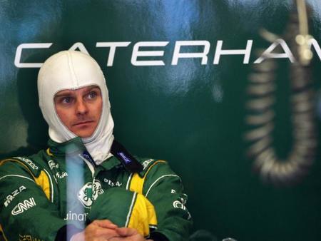 Heikki Kovalainen participará en las prácticas libres de Bélgica e Italia
