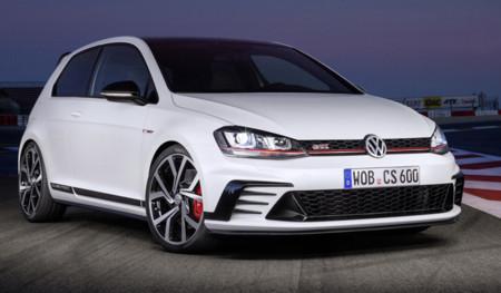 Volkswagen Golf GTI Clubsport, el GTI más potente de todos los tiempos