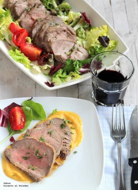 Comer sano en Directo al Paladar: el menú ligero del mes (XIII)