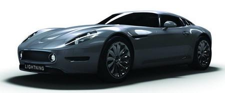 Lightning GT, un nuevo deportivo eléctrico