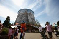 Wunderland Kalkar: la planta nuclear convertida en parque de diversiones