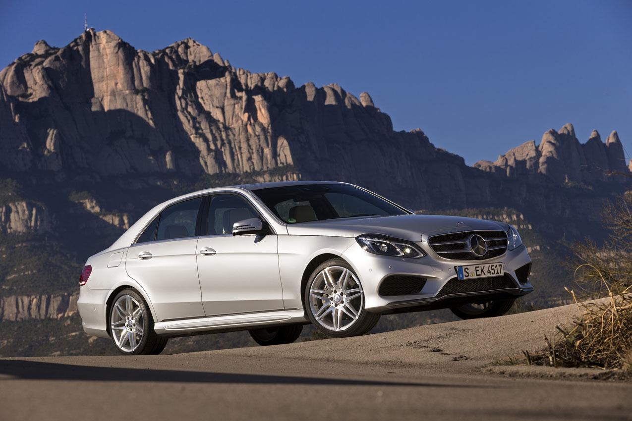 Foto de Mercedes-Benz Clase E 2013 (presentación) (39/48)