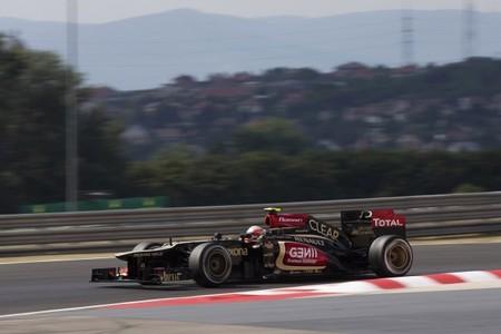 Clasificación GP Hungría