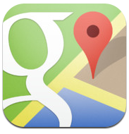 Google Maps iOS - icono
