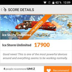 Foto 1 de 13 de la galería benchmarks-umi-z en Xataka Android