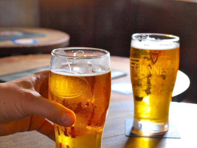 Cuando beber cerveza te puede salvar de la radiación