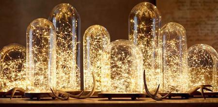 Cuatro ideas de cómo poner de manera original las luces de Navidad