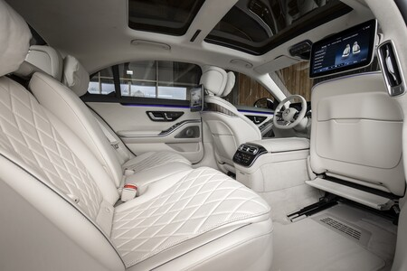 Mercedes Benz Clase S 2020 015