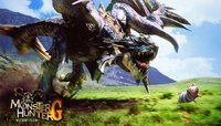 'Monster Hunter Tri G', su intro es tan espectacular como siempre en la franquicia