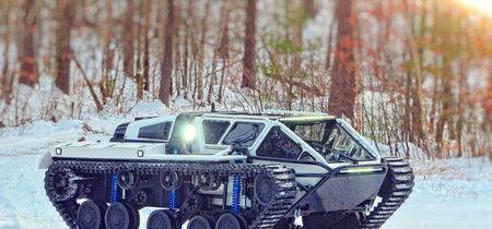 Esta bestialidad con aspecto de tanque aspira a ser un superdeportivo todoterreno de 1.500 CV