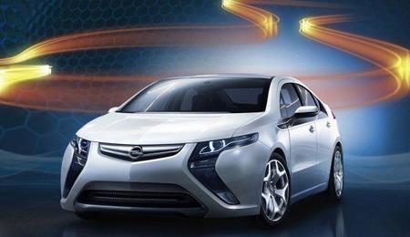 El Opel Ampera se une a la flota de Europcar
