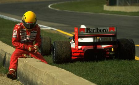 Ayrton Senna - McLaren 1990 Jerez