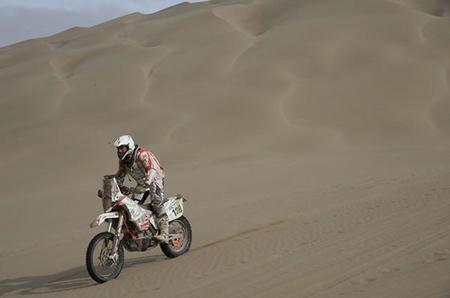 Fernandes Etapa9 Dakar2015