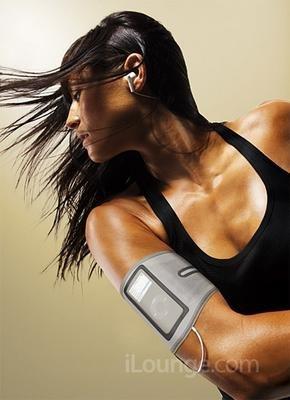 Brazalete Nike para el iPod nano