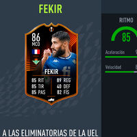 Desafío de creación de plantillas de Nabil Fekir en FIFA 22: soluciones baratas a este SBC