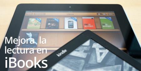 Mejora la experiencia de lectura en el iPad o iPhone