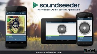 SoundSeeder, la aplicación para sincronizar audio entre diferentes dispositivos sale del beta