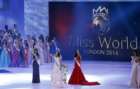 Rolene Strauss se alza con la corona de Miss Mundo 2014